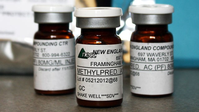 Meningitis-Linked Steroid Injection
